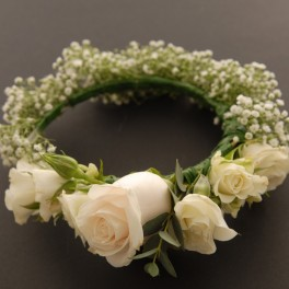 Flower Crown (Half Head)